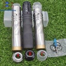 лучшая цена kennedy 25 Kit Vindicator QP KALI RDA Fatality RDA kit 18650 20700 21700 Battery 26mm Vaporizer mod vs AV Medieval Gyres Drag2