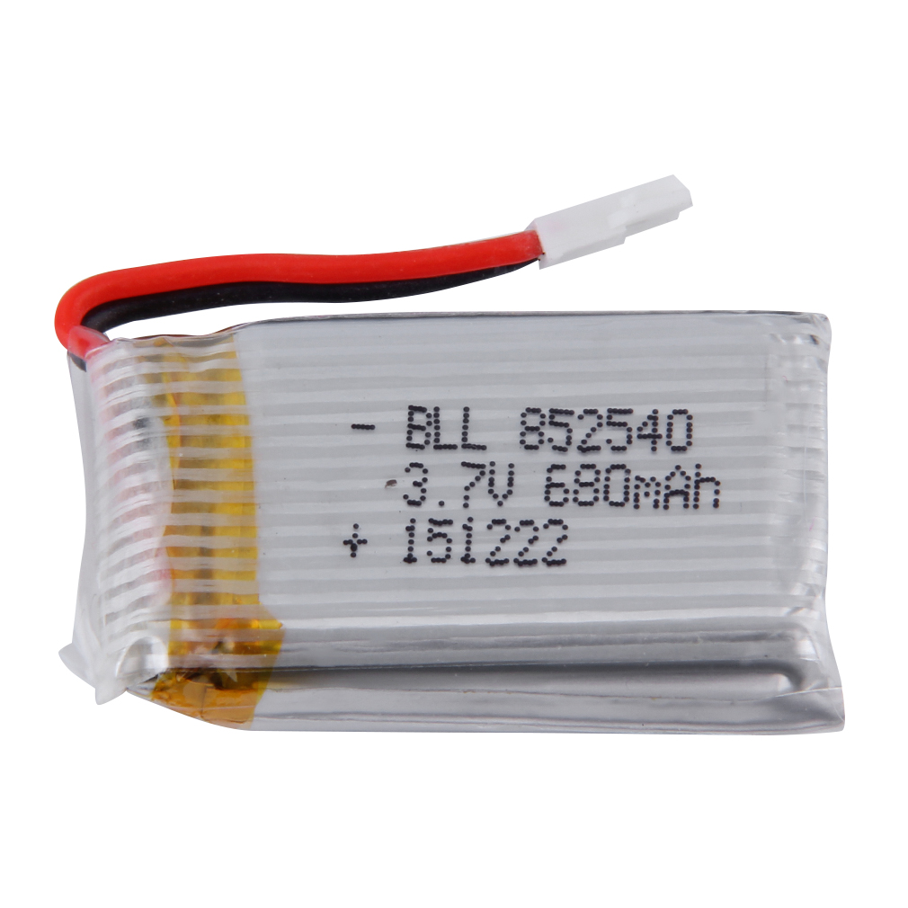 OCDAY 3.7V 680mAh Li-Po Battery for SYMA X5C X5C-1 X5 silver Rechargeable RC Battery New Sale