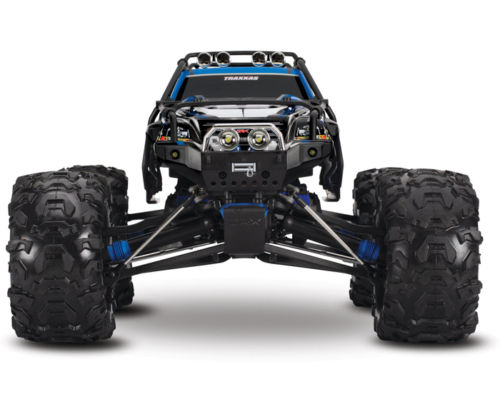 Traxxas Summit 4Wd Monster Truck W/ 2.4Ghz Radio, Evx-2, Titan 56076-1 Fast Shipping