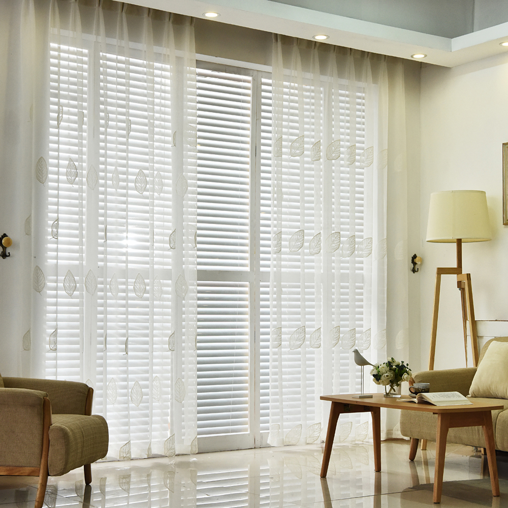 Sheer Bedroom Curtains Sheer Curtains Modern