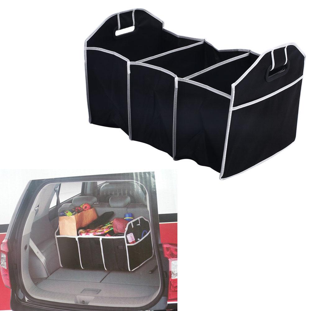 Disney Collapsible Storage Trunk Toy Box Organizer Chest: Fabric Collapsible Toys Storage Box Bin Car Truck Trunk