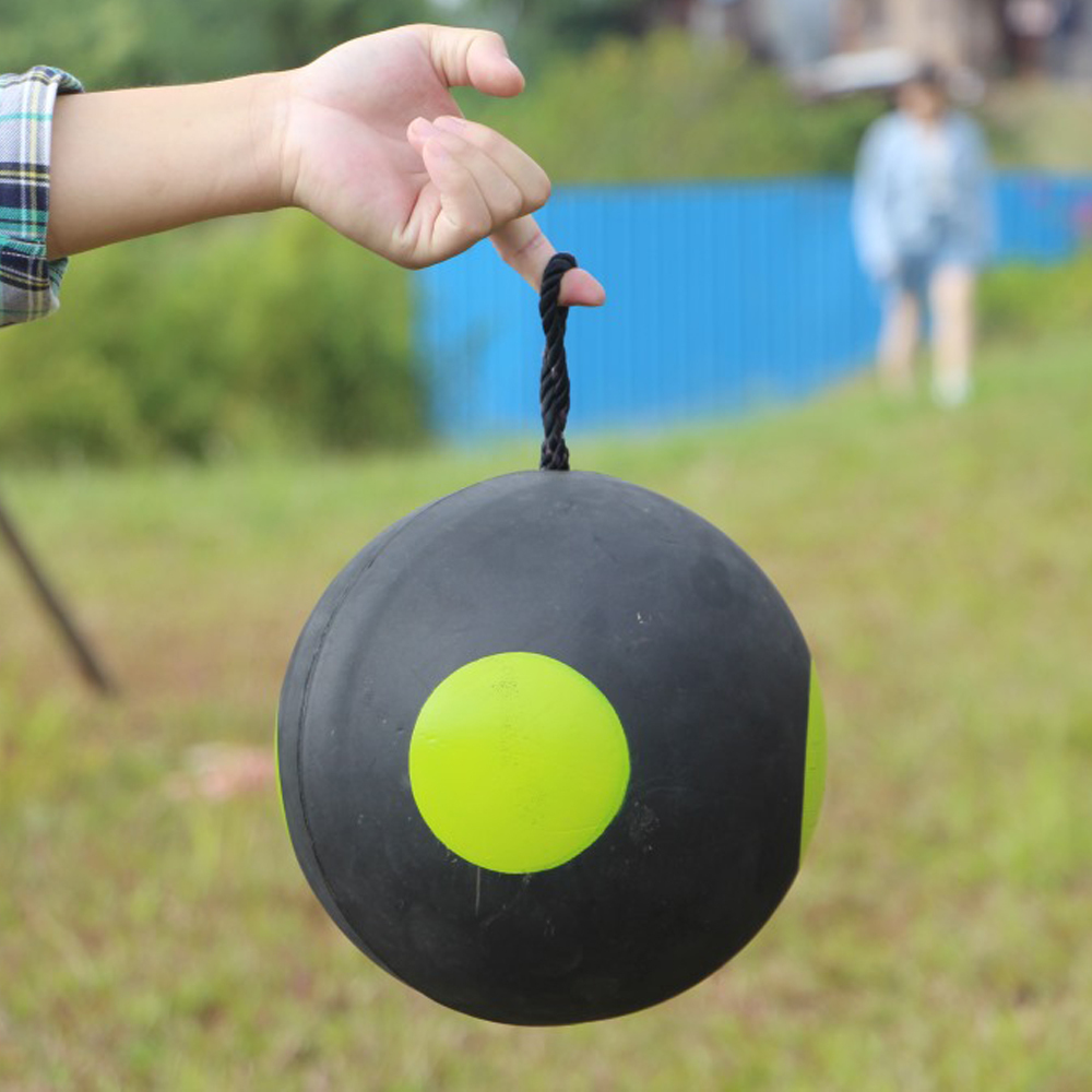 Cible de tir à l'arc réutilisable 3D Ball pour la chasse flèches de tir arc classique composé cibles de chasse G170