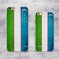 Uzbekistán bandera diseño blanco duro caso de la piel para Apple iPhone 4 4S 4 g 5 5S 5c 6 6 s 6 más 6 splus