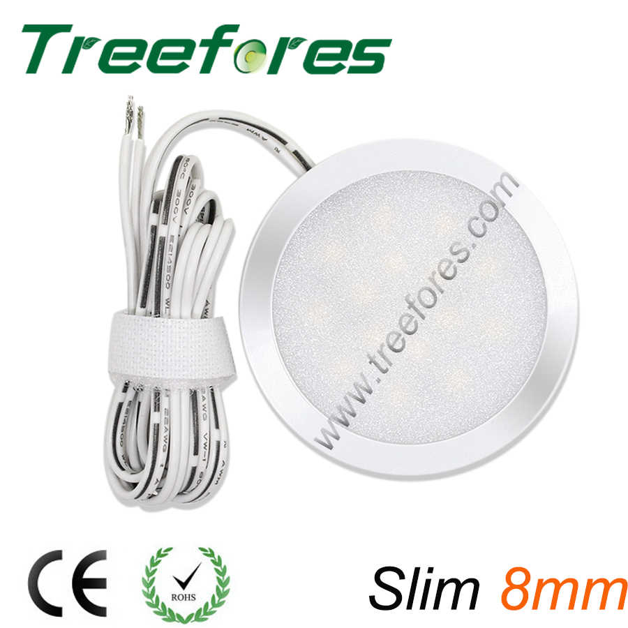 new concept 7a94b d8a02 Stainless Steel 3W 12V DC 14mm Mini LED Ceiling Spot Light ...