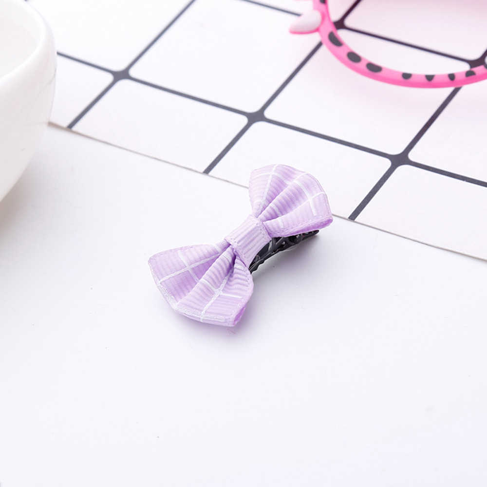 Venta al por mayor 1 piezas estilo opción bebé niñas horquillas de mariposa lindas horquillas para niños horquillas horquilla Bordes de lazo horquillas Accesorios
