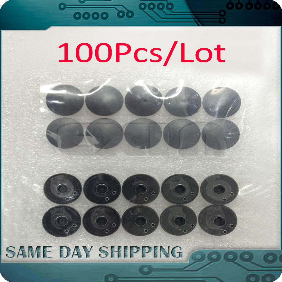 100pcs New Rubber Bottom Cover Case Foot Feet Kit Feet Pad Repair Parts For Apple Macbook Air 11 13 A1369 A1370 A1466 A1465 Moderate Price Computer & Office