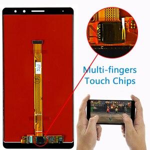 Image 3 - Écran LCD AAA IPS pour Huawei Mate 8 écran tactile numériseur capteur assemblée 6.0 pouces 1920*1080 cadre avec des outils de film de verre gratuit
