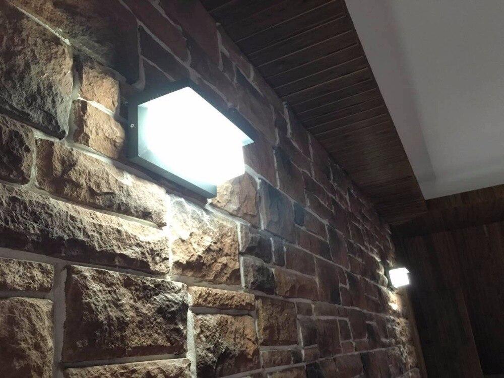 movimento conduziu a luz da parede waterproo