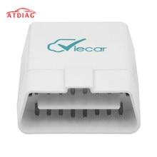 Viecar elm327 v1.5 pic18f25k80 bluetooth 4.0 elm 327 v 1 5 obd2 scanner ferramentas de automóvel para android/ios obd 2 obd2 carro diagnóstico