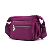 2019 Oxford Women messenger bags Lightweight Shoulder Bag Flap Small Crossbody Bags for Women Purple Black Blue Grey Women Bag