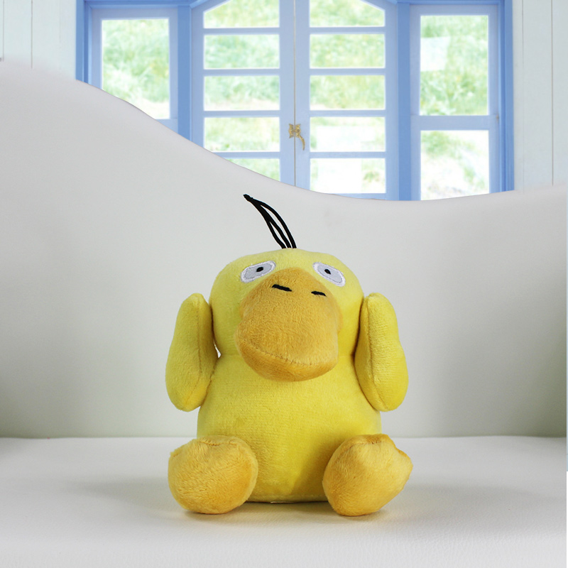 Purposeful 10pcs/lot 13cm Anime Psyduck Stuffed Plush Soft Dolls Animal Toys Duck Plush Toy Cute Gift Dolls & Stuffed Toys Stuffed & Plush Animals