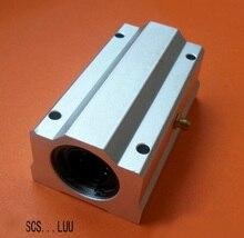 SCS25LUU 25 мм Линейное движение Шариковые Презентация Unit Запчасти ЧПУ