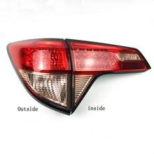 for 14-17 year Honda Binzhi rear bumper fog lights and brake tail