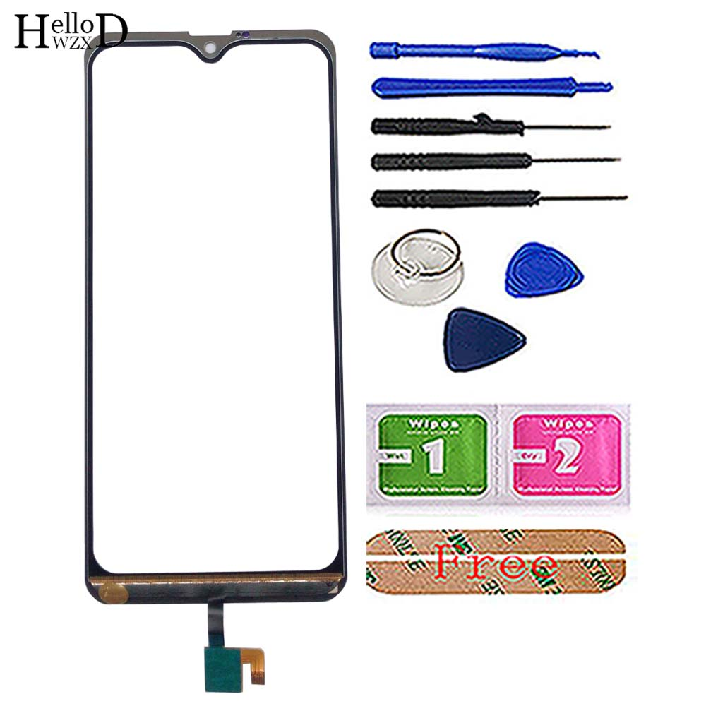 Image 3 - Touch Screen Panel For Leagoo M13 Touch Screen Glass Digitizer Front Glass Repair Parts Mobile Phone Tools Adhesive 3M Glue-in Mobile Phone Touch Panel from Cellphones & Telecommunications