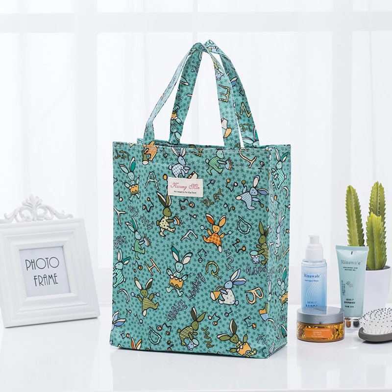 2018 Women Creative durable shopping bag Tote pouch handbags cotton Large capacity storage bags item organizer animal prints mihawk women s fashion animal portable handbags shoulder pouch messenger pouch storage belongings organizer accessories products