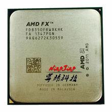 AMD FX シリーズ FX 8350 FX 8350 4.0 グラム 125 ワット FD8350FRW8KHK ソケット AM3 +