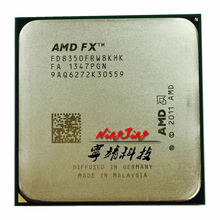 AMD FX série FX 8350 FX 8350, 4.0G 125W FD8350FRW8KHK prise AM3 +