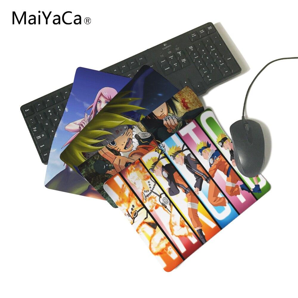 Naruto Uzumaki wallpaper1 New Anti-Slip Mouse Pad PC Game Gaming Mouse Pad