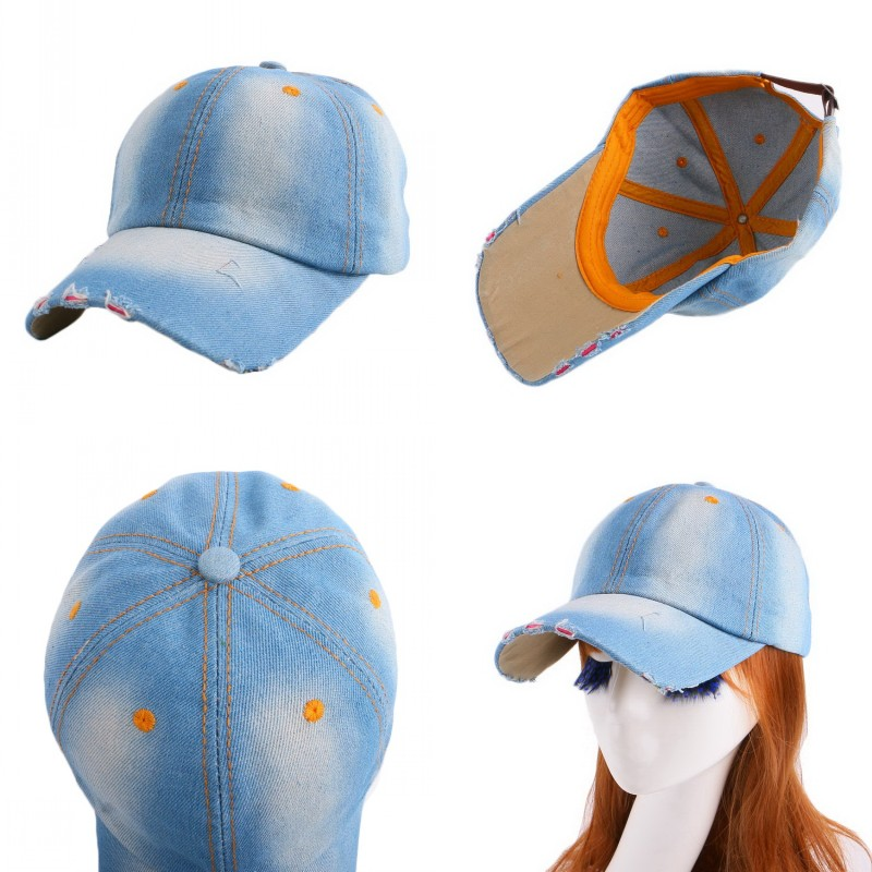 High Quality WOMEN brand baseball cap new fashion rhinestone crystal denim snapback caps wholesale woman hip hop snapbacks hats 17