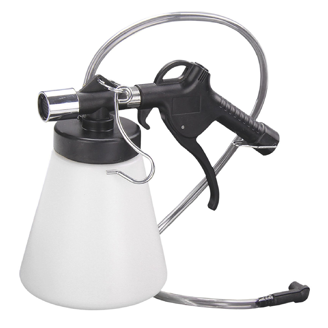 Promotion! Car Brake Clutch Bleeder Bleeding Fluid Kit Air Powered Pneumatic Vacuum Tool 1L