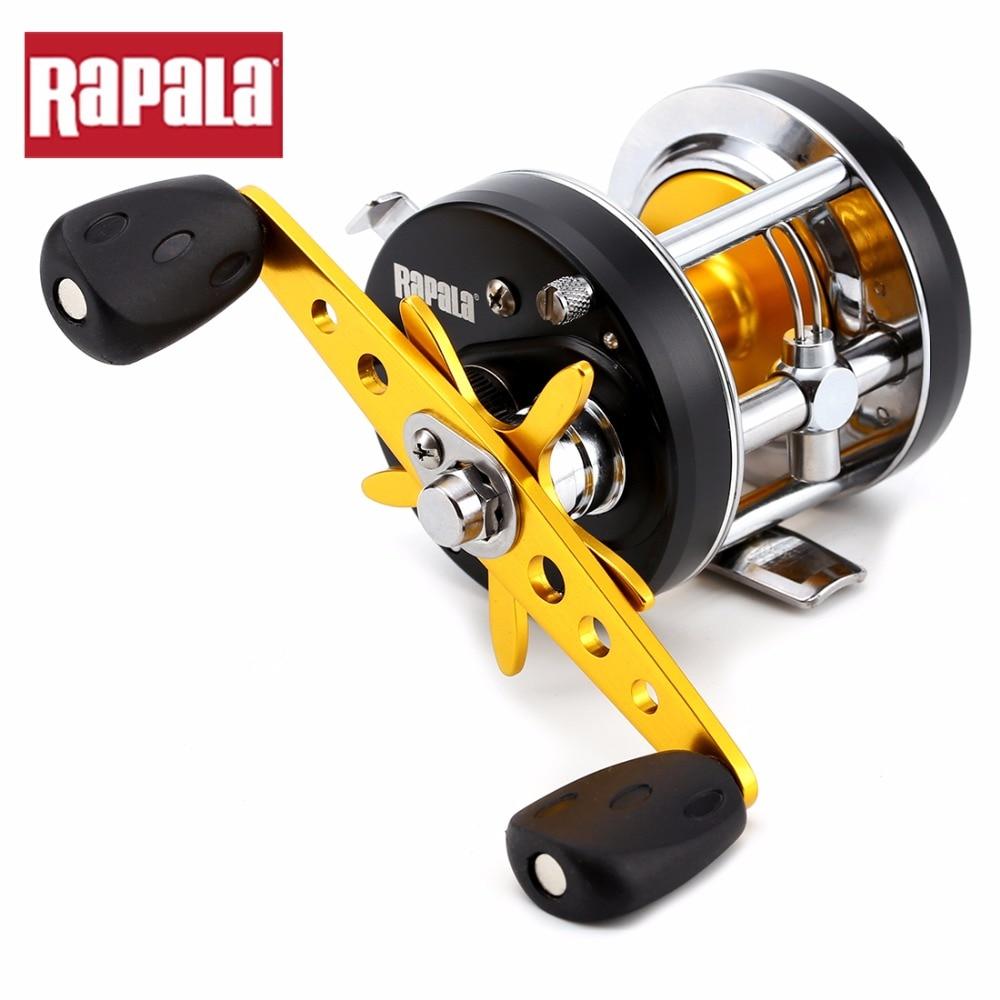 Rapala x force drum fishing reel 345g fishing reel 3bb 5 3 for 5 3 fishing