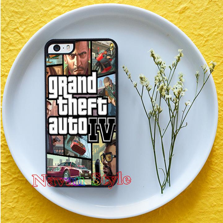 game gta top selling original cell phone case cover for iphone 4 4s 5 5s se 5c 6 6 plus 6s 6s plus 7 7 plus*#G4998BR
