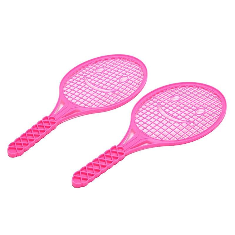 Hot Sale Kids Tennis Racket Badminton Bat Baby Sports Parent-Child Sports Educational Toy