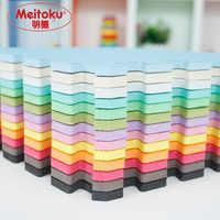 Meitoku EVA Foam Enigma do Jogo do bebê Mat/9 pçs/lote Exercício de Bloqueio Telhas do Tapete para o Miúdo, cada 32 cm X 32 cm