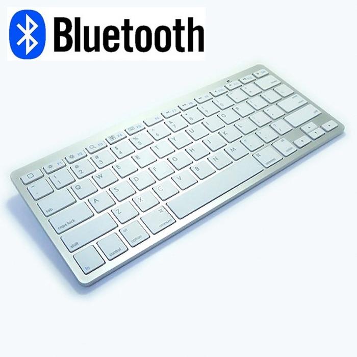 Mini Bluetooth Wireless White Keyboard Mouse Gaimg Bluetooth 3.0 For PC Macbook Mac For Ipad