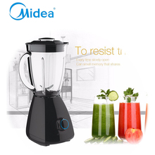 Midea High quality ABS Plastic electric blender food mixer 1.5L Quick speed cutting and mix food blender 220v electric machine