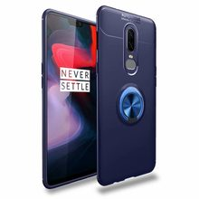 Oneplus Cases For Oneplus 6T Case Ring Magnetic Cover For Oneplus 6 6T Case For One plus 6 One plus6T Cover Coque Fundas Etui(China)
