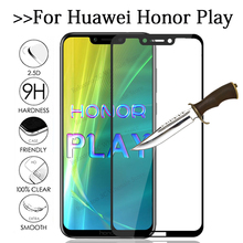 Full cover tempered glass For huawei honor play mobile phone