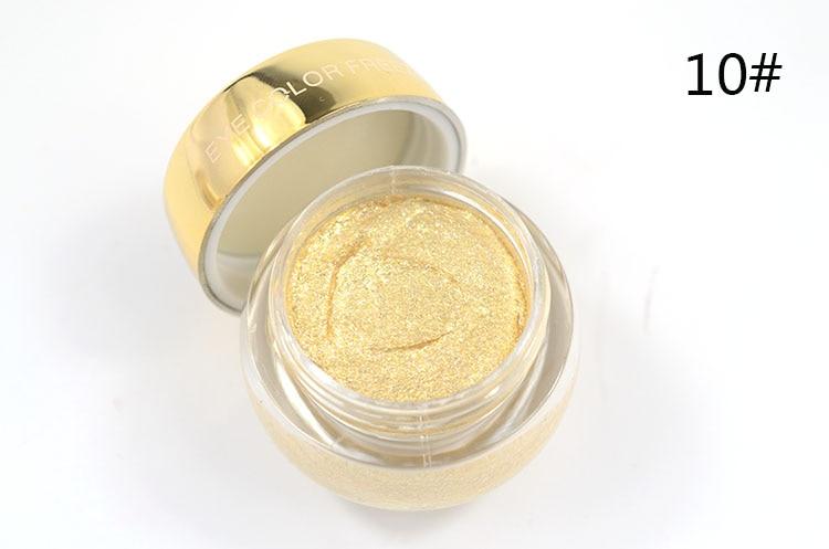 Love Alpha Eyes Makeup Nude Eyeshadow 16 Color Single EyeShadow Shining Bright Brand Makeup Liquid Eye Shadow Gel Glitter Makeup (17)