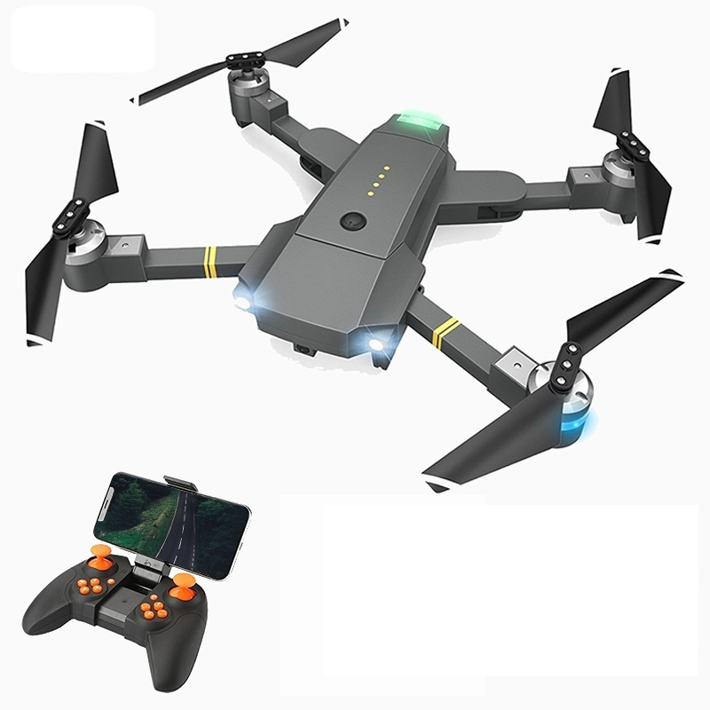 Global Drone Foldable Drones with Camera HD Altitude Hold Dron FPV Wifi RC Quadcopter RTF Selfie Drone VS XS809HW SG700 global drone with camera hd foldable rc quadcopter altitude hold helicopter wifi fpv dron vs e58