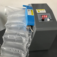LDS Air Bag Maker Cushion Pillow Machine For Wrap Bubble Shipping Packing
