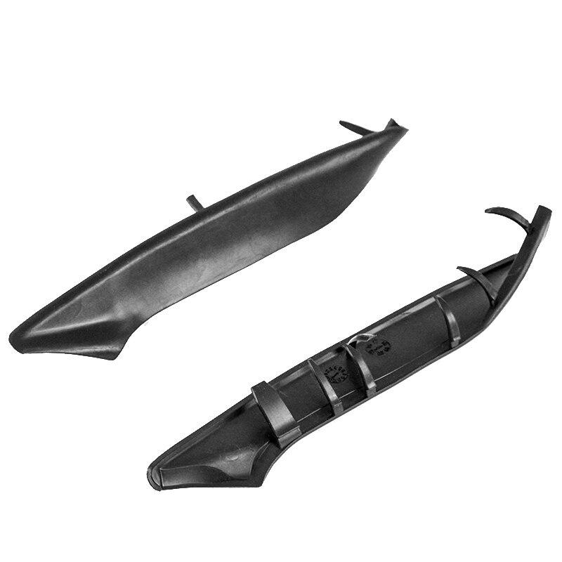 Car Auto Windshield Wiper Cowl Repair Part Plastic End Windshield Wiper Cowl For 04-08 Ford F150 Lincoln Mark LT Black