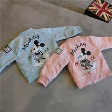 Toddler Kids Jacket Outwear Baseball Windproof Children Clothes New Baby Clothes