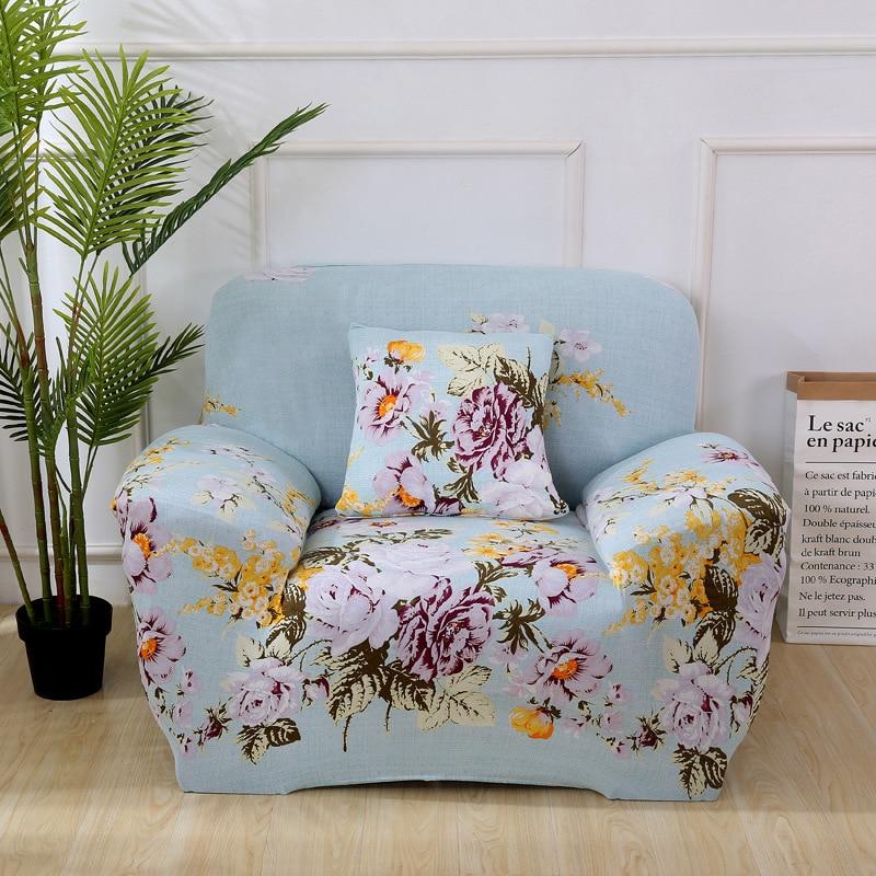 WLIARLEO Funda de sofá universal Elástico Strench para el doble / - Textiles para el hogar