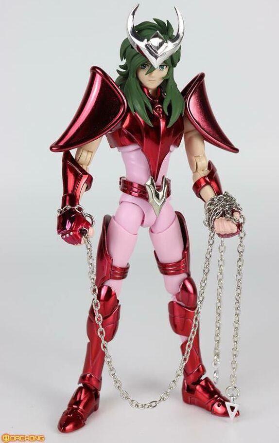 In magazzino OTTIMO GIOCATTOLI Andromeda shun V3 EX Panno EX GT OCE bronze Seiya action figure giocattolo metallo armatura