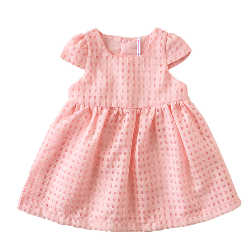 Nyári baba lány ruha, divat vékony hercegnő ruha, márka gyerek - Bébi ruházat - Fénykép 6