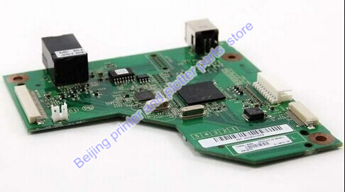 Free shipping 100 test laser jet for HP2035N P2035N formatter board CC526 60001 printer part on