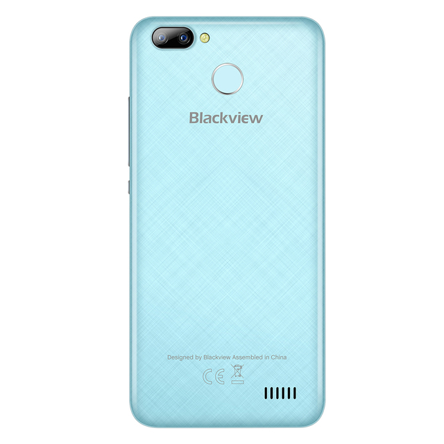 Original Blackview A7 Pro 4G LTE Smartphone Android 7.0 MTK6737 Quad Core 2GB RAM 16GB ROM 8.0MP+0.3MP Fingerprint Mobile Phone