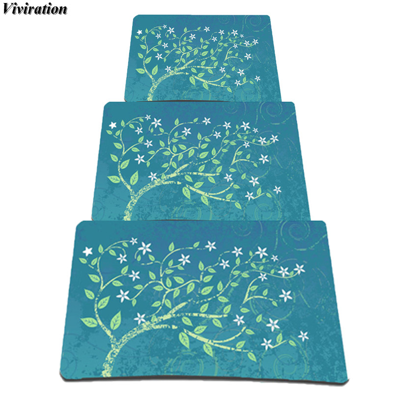 Viviration New Arrival Women Office Computer Mouse Pad Mat 210*180mm Anti-slip Gaming Mouse Pad Mat Brand New Fashion Mousepad