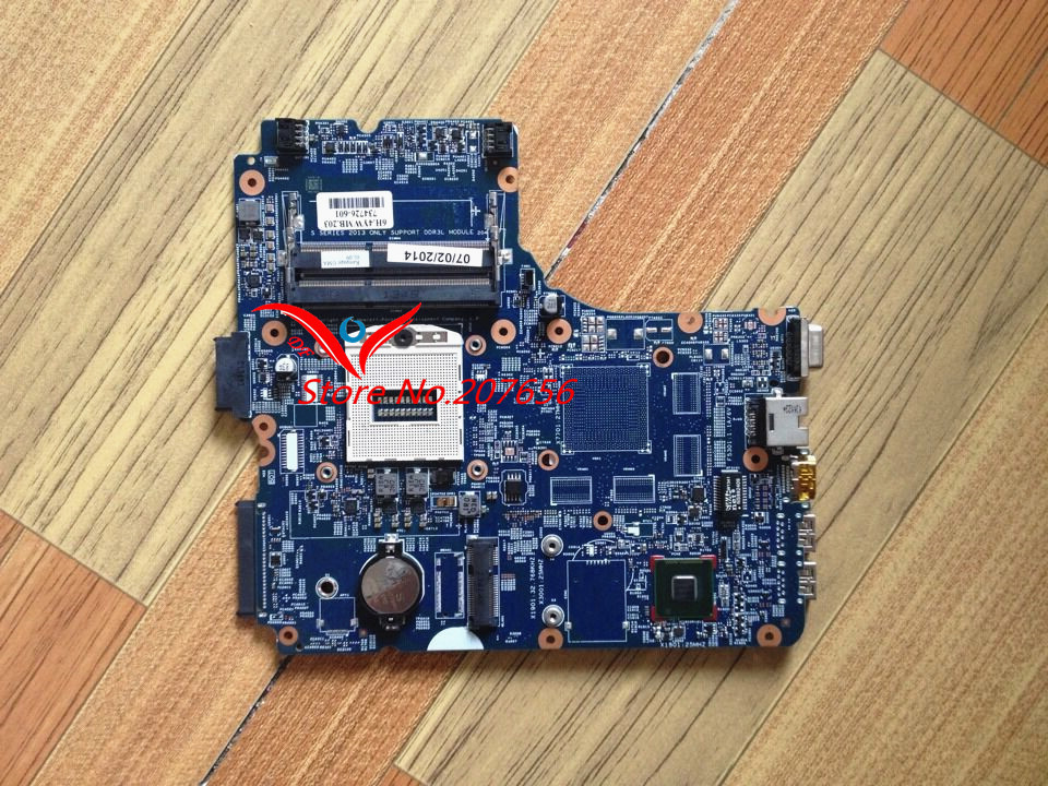 все цены на  734086-001 734086-501 734086-601 Laptop Motherboard Fit For HP Probook 450 440 G1 notebook pc , 100% working !  онлайн