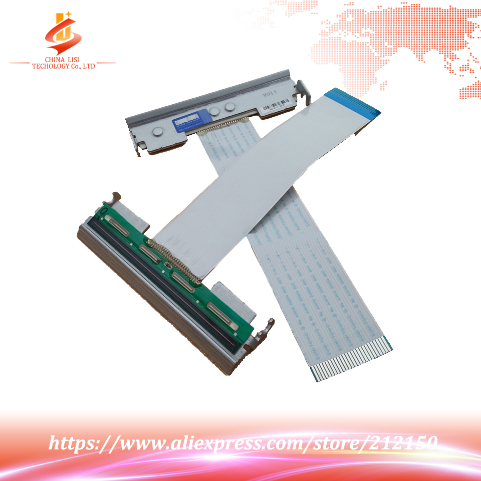China OEM New ALZENIT For Epson TM-T88V  Thermal Print Head Barcode Printer Parts  alzenit for epson m t532ap m t532af 532af oem new thermal print head barcode printer parts on sale