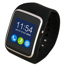 Smart watch card webcam led qq sports lovers hand ring child girl electronic male table