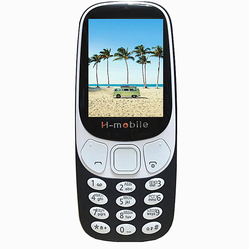 2 4 Dual Sim FM radio loud speaker mobile phone cheap china gsm Cell Phones Russian