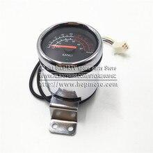 Speedometer instrument for 50 70 110 ATV Quad dirt pit bike off road motorcycle Motocross Speed Headlight