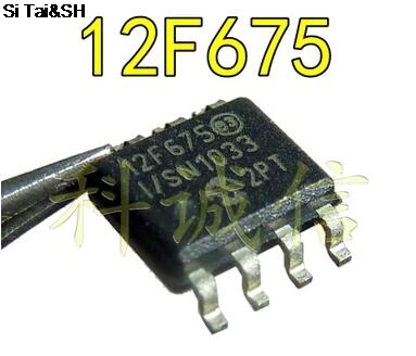 2Pcs PIC12F629-I//SN PIC12F629 Microchip 8Soic Mcu Cmos 8Bit 1K Flash US Stock w