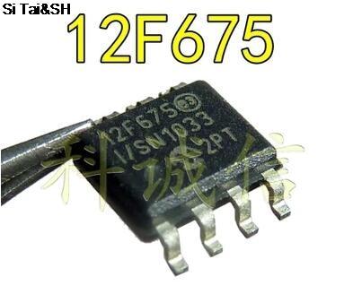 1pcs/lot PIC12F675-I/SN SOP-8 PIC12F675 SOP 12F675-I/SN SMD 12F675